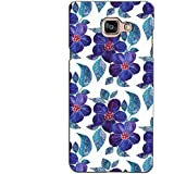 PrintVisa Designer Back Case Cover For Samsung Galaxy On Max (Beautiful Flowers)
