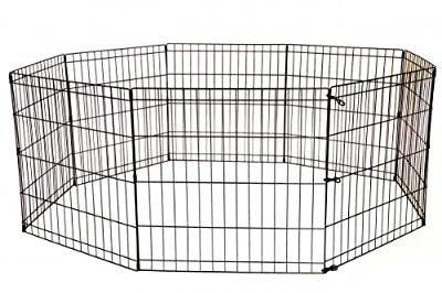 Metal Wire Playpen, all sizes, all colors
