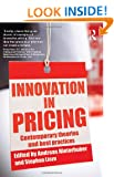 Innovation in Pricing: Contemporary Theories and Best Practices