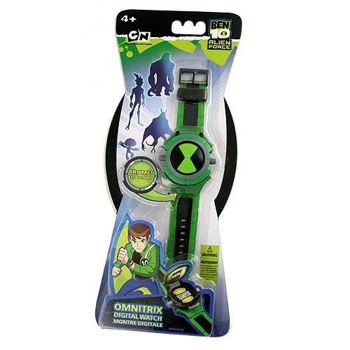 Ben 10 Alien Force Omnitrix Digital Watch
