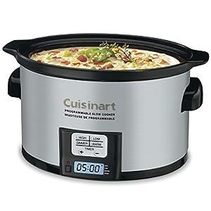 Cuisinart PSC-350C 3.5 Quart Programmable Slow Cooker