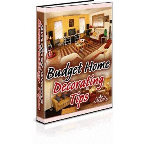 """Budget Home Decorating"""