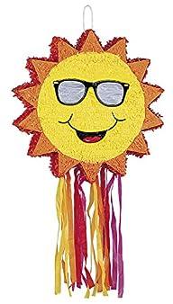 Smiling Sun Pinata