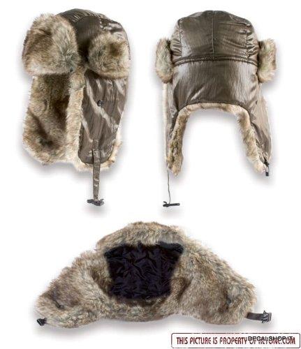 frozen-olive-aviator-cap-snowboard-montagna-cappello-aviatore-caps-bearnie-bearnie-cap-hute