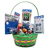 New York Yankees Easter Gift Basket With Mr. Potato Head