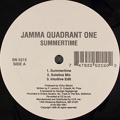 """Summertime - Jamma Quadrant One 12"""""""