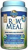 Garden of Life RAW Organic Meal Vanilla 33.5 oz (949g) Powder (Packaging May Vary)