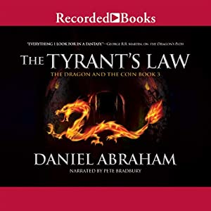 The Tyrant's Law Audiobook