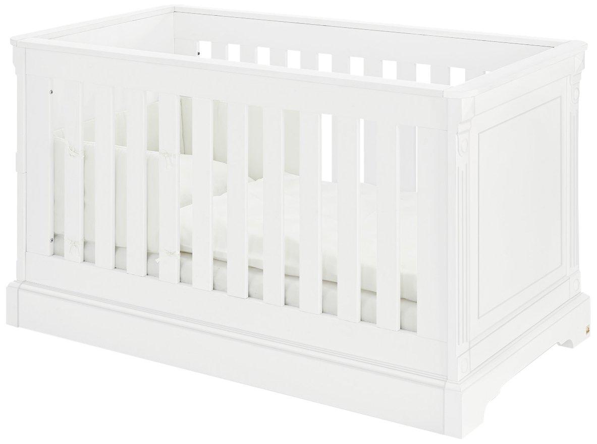 Pinolino 113467 Kinderbett Emilia Edelmatt MDF Uni, weiß lackiert online bestellen
