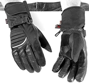 River Road Cheyenne Cold Weather Gloves - Medium/Black