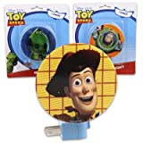 Disney Pixar Toy Story 3 Night Light (assorted styles)