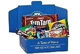 Australian Chocolate Gift Box - Tim Tam, Milo, Violet Crumbles, Cherry Ripe, Caramello Koala, Freddo Frog, Wagon Wheel, Fantales, Tiny Teddies by Down Under Box
