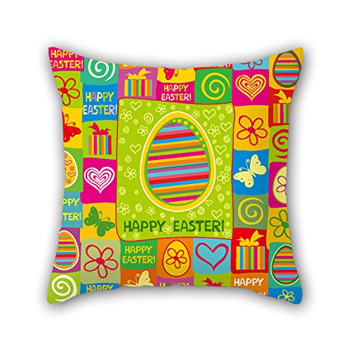 PILLO Pillow Shams Of Easter,for Wife,kitchen,monther,floor,dining Room,couples 20 X 20 Inches / 50 By 50 Cm(each Side) (Hp Steam 7 Cover compare prices)