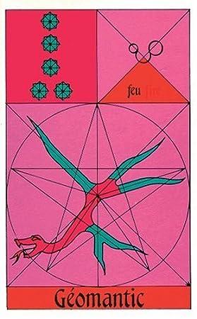 France cartes - 394117 - Jeu de Cartes - Cartomancie - Géomantique en étui carton