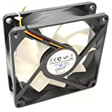 Arctic Cooling F8 80mm 2000RPM Silent High Performance PC Case Fan