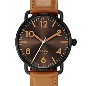 Black & Tan Witherspoon Watch by Michael Graves for Projects
