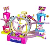 Mattel Polly Pocket Race to the Concert Rock & Skate Park (X0324)