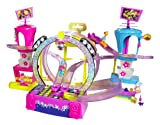 Polly Pocket Race to the Concert Playset