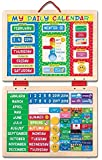 Melissa & Doug My First Daily Magnetic Calendar