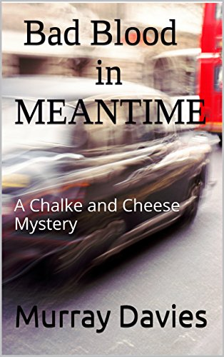 Bad Blood in Meantime: A Chalke and Cheese Mystery (Murrays Cheese Book compare prices)