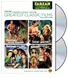 Cover art for  TCM Greatest Classic Films Collection: Tarzan, Vol. 2 (Tarzan's Secret Treasure / Tarzan and the Amazons / Tarzan's New York Adventure / Tarzan and the Leopard Woman)