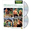 TCM Greatest Classic Films Collection: Tarzan, Vol. 2 (Tarzan's Secret Treasure / Tarzan and the Amazons / Tarzan's New York Adventure / Tarzan and the Leopard Woman)
