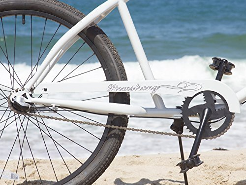 Firmstrong Bruiser Man Beach Cruiser Bicycle, 26-Inch 2