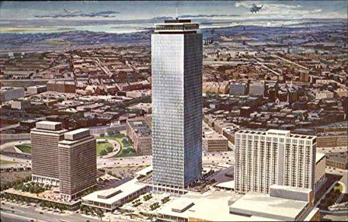 prudential-center-boston-massachusetts-original-vintage-postcard