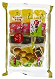 5-color Traditional Japanese Mini-Confectionery Holiday Bundle (Japanese Import)