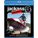 Jackass 3 (Two-Disc Anaglyph 3D DVD / Blu-ray Combo + Digital Copy)