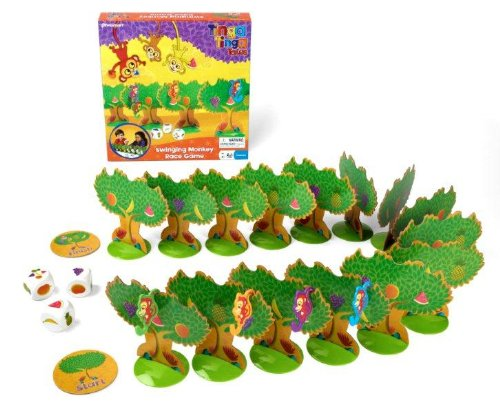 Swinging Monkey Race Game