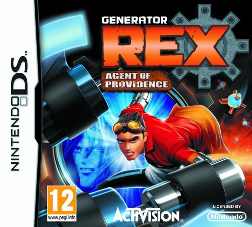Generator Rex: Agent of Providence  (Nintendo DS)