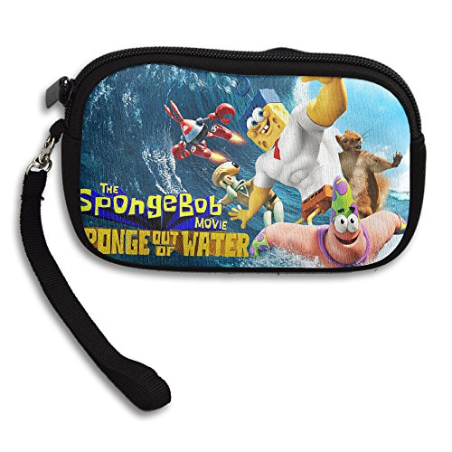 The Spongebob With His Friends Patrick Squidward Wristlet Pouch Coin Wallet (Spongebob House Shoes compare prices)