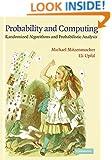 Probability and Computing: Randomized Algorithms and Probabilistic Analysis
