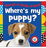 img - for Sneak-a-Peek-a-boo! Where's My Puppy? book / textbook / text book