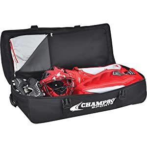 Champro Catchers Umpire Wheeled Bag by Champro Sports
