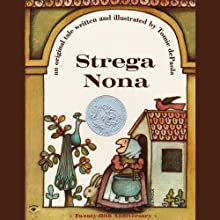 Strega Nona (       UNABRIDGED) by Tomie de Paola Narrated by Peter Hawkins