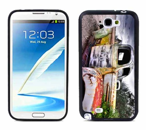 Nt2 Old Rusty Truck For Samsung Note 2 N7100 Case Cover
