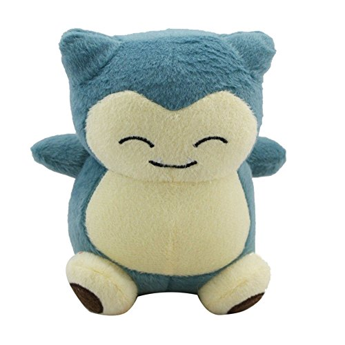 Stuffed Pokemon Snorlax - Plush Animal That's Suitable For Babies and Children - Perfect Birthday Gifts - Toy Doll for Baby, Kids and Toddlers (Giant Chicken Plush Toy compare prices)