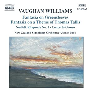 Fantasia on Greensleeves / Fantasia on a Theme of Thomas Tallis