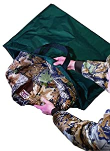 H.S. Scents Hunting Supplies Scent-Safe Deluxe Travel Bag by Hunter
