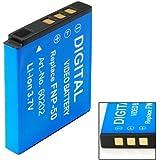 Invero ® Batterie pour Fujifilm X10 Appareil photo