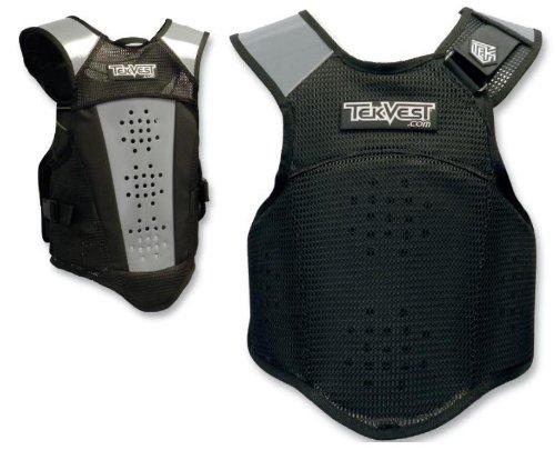 Tekrider Crossover Tekvest , Size: Sm, Gender: Mens/Unisex, Primary Color: Black Tvcx2303