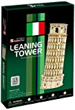 CubicFun Leaning Tower of Pisa Italy 3D Puzzle