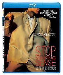 Stop Making Sense [Blu-ray]