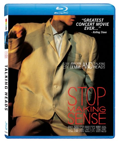 Blu-ray : Talking Heads - Stop Making Sense [Widescreen] [Explicit Content] (Widescreen)