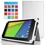 MoKo Google New Nexus 7 FHD 2nd Gen Case - Slim Folding Cover Case For Google Nexus 2 7.0 Inch 2013 Generation...