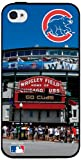MLB Chicago Cubs Iphone 4/4s Hard Cover Case #2