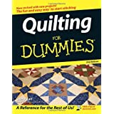 Quilting For Dummiesby For Dummies