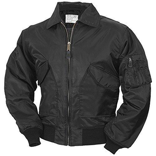 uomo-ma2-bomber-sicurezza-flight-da-pilota-giacca-militare-portiere-cwu-cappotto-taglia-xs-xxl-nero-